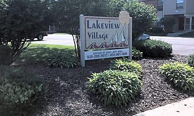 Lakeview Village Apts, 1