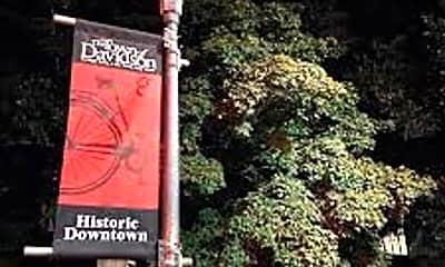 Community Signage, 411 Spring Street, 2