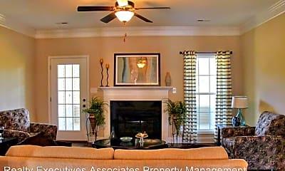 Living Room, 8724 Wickford Way, 1