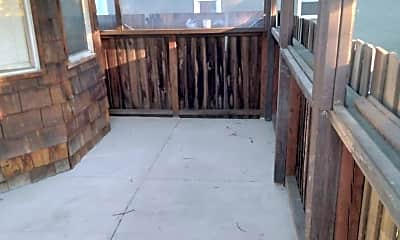 Patio / Deck, 6630 MacArthur Blvd, 2