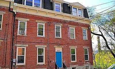 Building, 227 Renner St, 1
