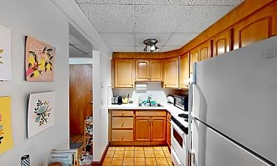 Kitchen, 905 Beacon Street #5, 2