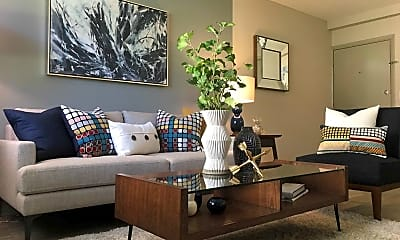 Living Room, The Mark at SoDo, 0