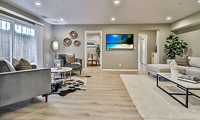 Living Room, 1030 Canal Street, 0