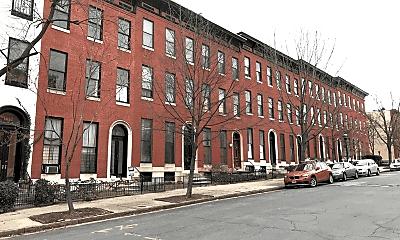 Building, 1614 Bolton St, 0