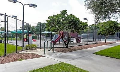 Playground, 12660 NW 14th St, 2