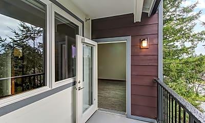 Patio / Deck, NorthWest Place Apartments, 2