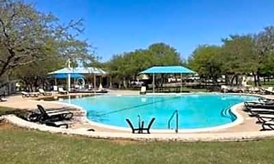 Pool, 3801 Castle Rock Cove, 2