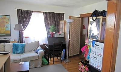 Bedroom, 20 River St, 1