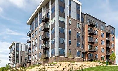 Building, V2 Apartments, 1