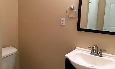 Bathroom, 1025 10th St, 2