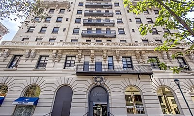 Building, 201 S 13th St 1201, 1