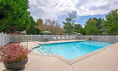 Pool, Arbor Bend, 1
