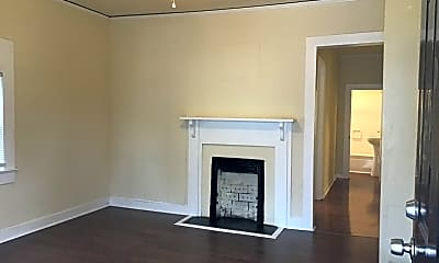 Living Room, 749 Green Street, 1