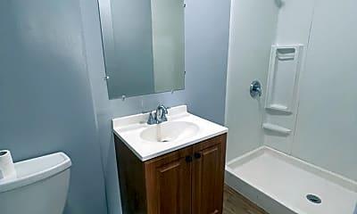Bathroom, 222 Cypress Avenue, Unit 117 E Pine, 2