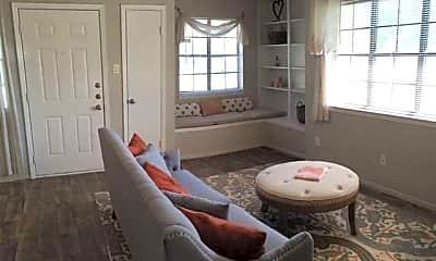 Living Room, 31 Thirty Apartments, 0