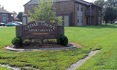 Cedar Grove Apartments, 1