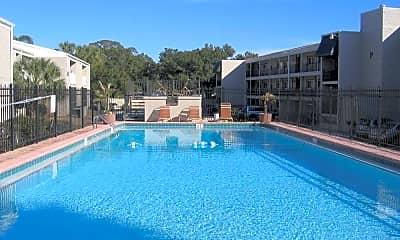 Pool, Grande Bay, 1