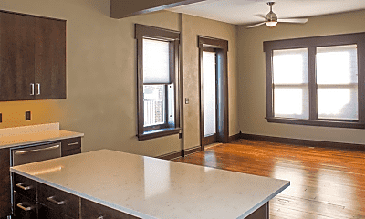 Dining Room, 611 Sycamore St, 1