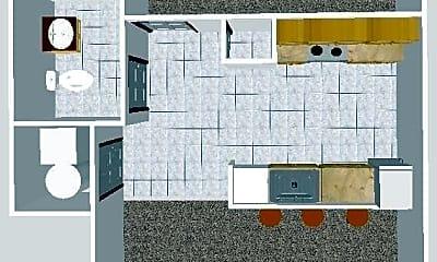 Bedroom, 921 E Grand Ave, 2
