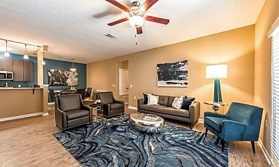 Canebrake Apartments, 1