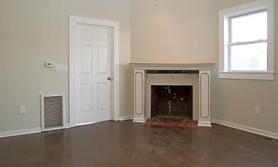 Living Room, 231 Claremont Ave 3, 1