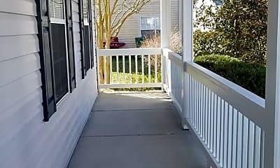 Patio / Deck, 4108 Silverwood Dr, 1