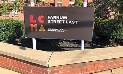 Farnum Street East, 1