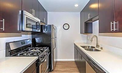 Kitchen, Sutton Place Apartments, 1