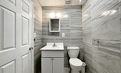 Bathroom, 32-07 23rd St, 2