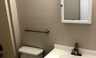 Bathroom, The New Medford Apartments, 2