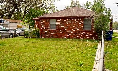 Building, 2203 W Walker St, 2