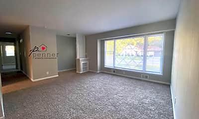 Living Room, 6305 E 102nd Terr, 1