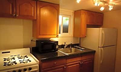 Kitchen, 1221 Byron St, 1