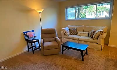 Living Room, 1024 Gates Ave, 1