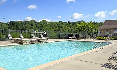 Pool, Timber Lakes At Red Bridge, 1