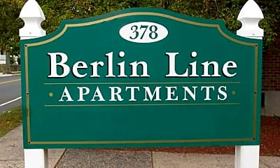 Berlin Line Apartments, 1