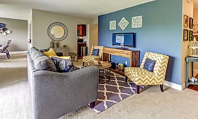 Living Room, Somerset Lakes, 1