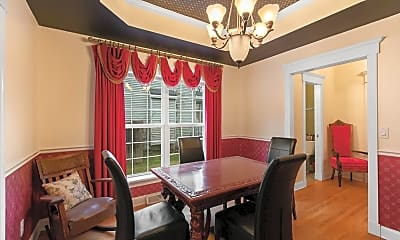 Dining Room, 122 Elm St, 1