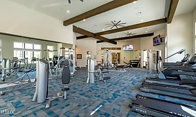 Fitness Weight Room, 5251 Farm to Market 2920, 2
