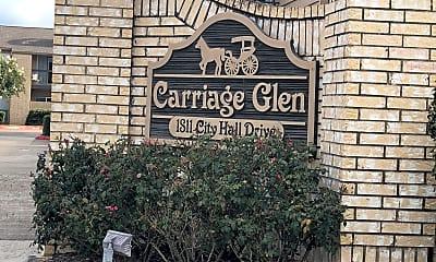 Carriage Glen Apartments, 1