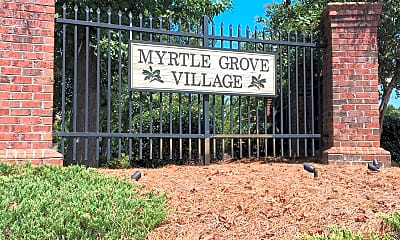 Myrtle Grove Village, 1