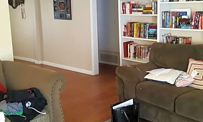 Living Room, 2131 Victoria Drive, 2