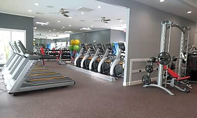 Fitness Weight Room, TGM Odenton, 0
