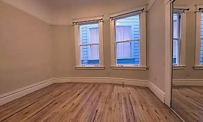 Bedroom, 1512 McAllister St, 1