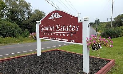Gemini Estates, 1