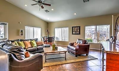 Living Room, Portola Del Sol, 2