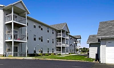 Building, Park Century Apartments, 2