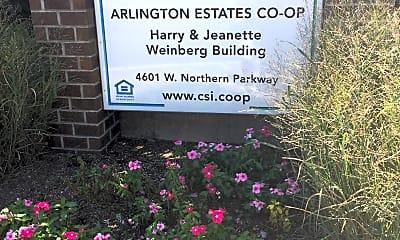Arlington Estates Co-op, 1