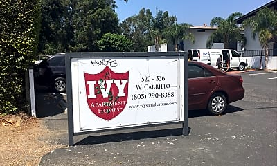 The Ivy Apartment Homes, 1